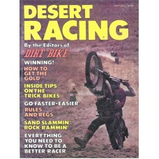 DESERT RACING from Dirt Bike Magazine