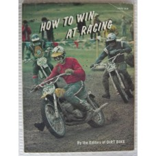HOW TO WIN AT RACING from 1972