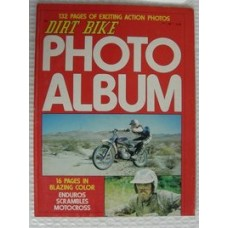 PHOTO ALBUM Dirt Bike Magazine 1973